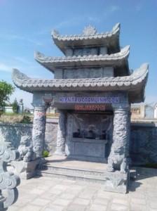 Mẫu thiết kế Lăng mộ gia đình ông Nguyễn Thế Thảo - Hà Nội